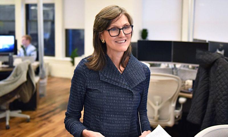 Кэти Вуд: Биткоин достигнет цены $500 тысяч в течение пяти лет
