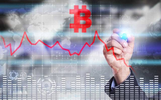 Аналитики: Падение цены биткоина еще впереди