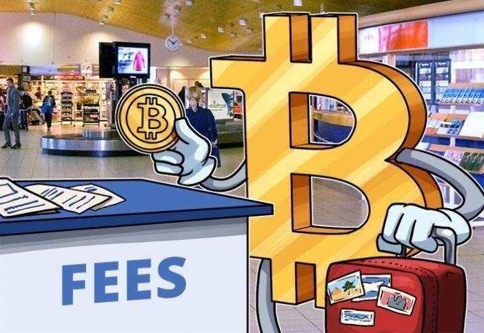 Сборы за транзакции в сетях биткоина и Ethereum снизились почти на 80%
