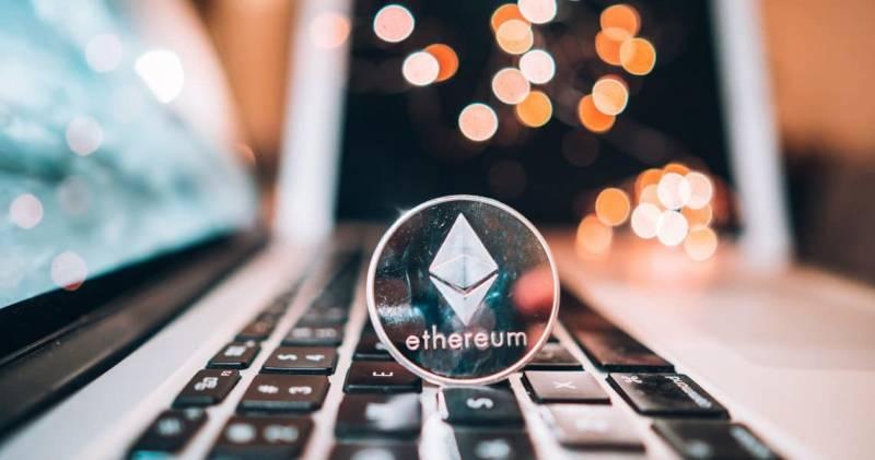 За неделю в сети Ethereum сгорели монеты почти на $100 млн