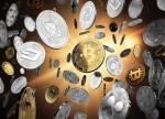 Криптовалюта Биткоин упала на 20%