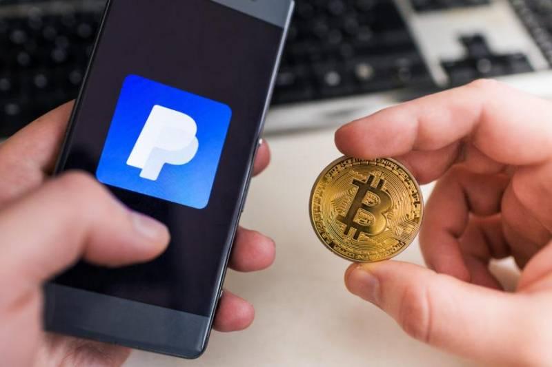 PayPal позволит покупать криптовалюту на $100 тысяч в неделю