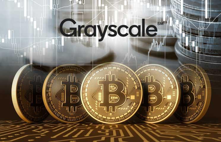 Под управление биткоин-траста Grayscale находится 400 тысяч BTC на сумму $3,66 млрд