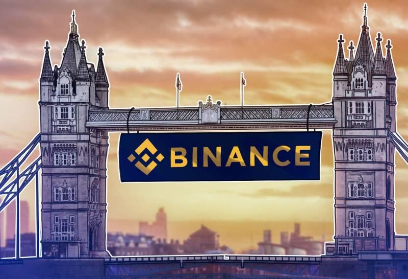 На Binance остановлен вывод средств в фунтах стерлингов