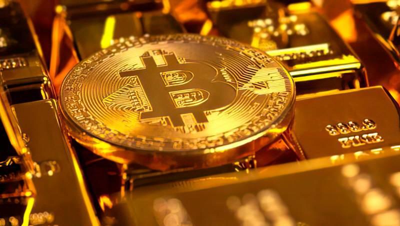 Deutsche Bank: Инвесторы отказываются от золота в пользу биткоина