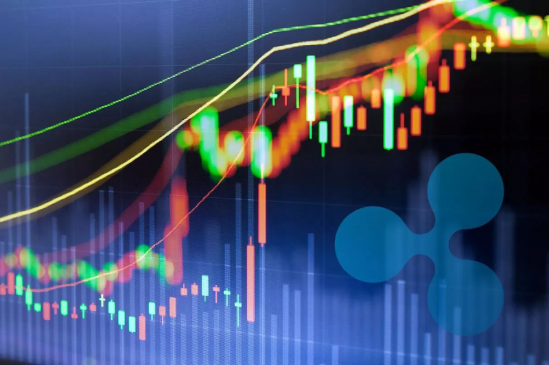 Токен XRP подскакивал в цене на фоне слухов о возвращении на Coinbase