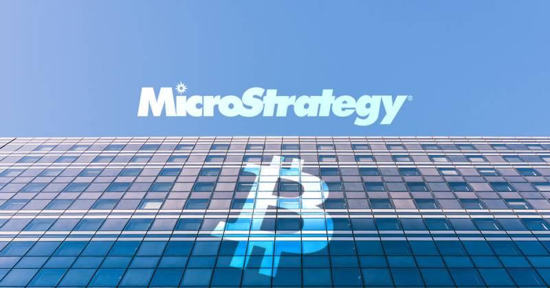 BTC-сбережения MicroStrategy выше резервов 80% нефинансовых компаний из списка S&P 500