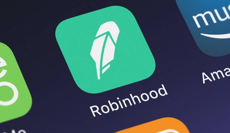 9,5 млн пользователей торговали криптовалютой через Robinhood в первом квартале