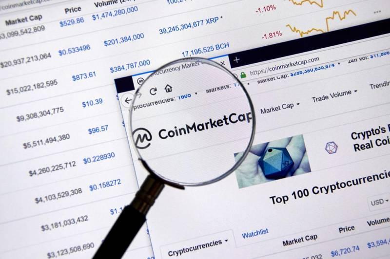 CoinMarketCap обновляет систему ранжирования криптобирж