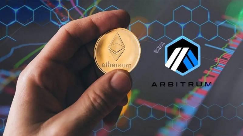 Arbitrum пробился в топ решений по масштабированию Ethereum
