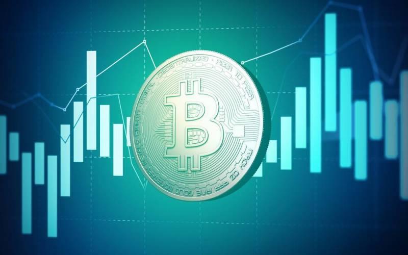 Цена биткоина пытается восстановиться после недавнего падения