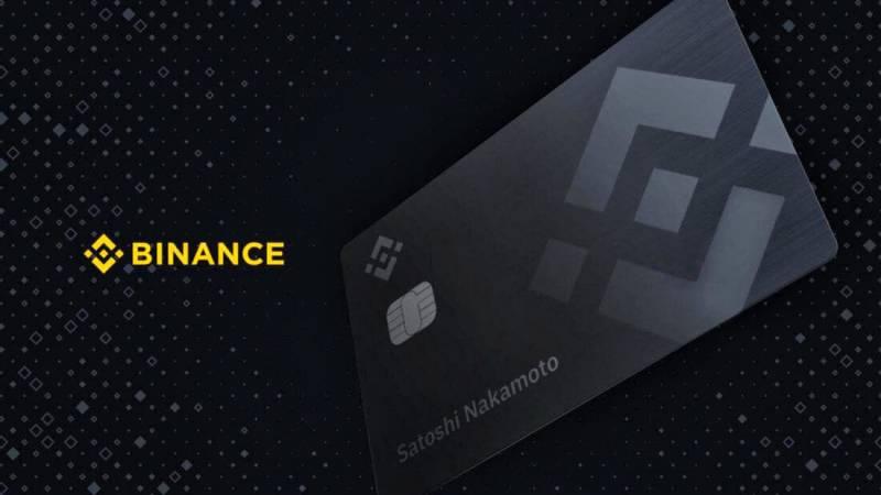 Binance готова запустить криптоплатежную карту в России