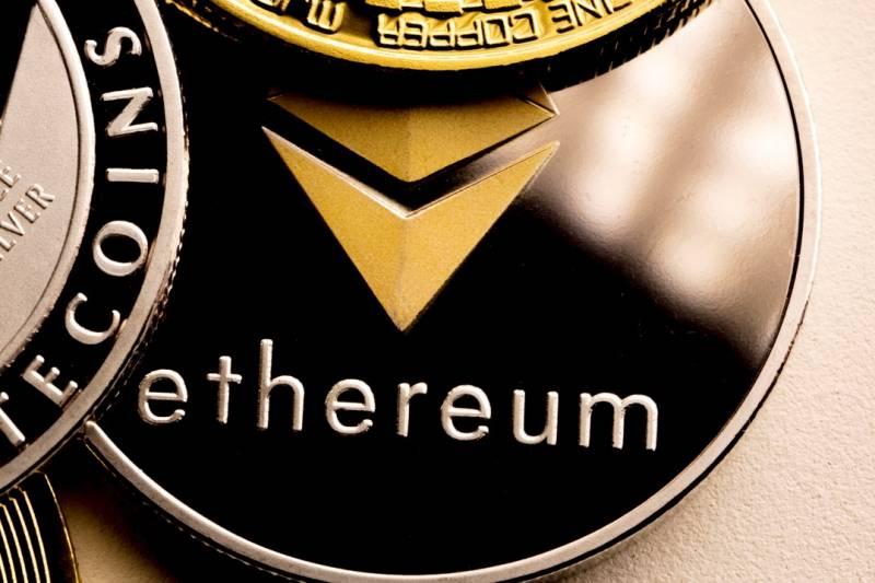 Курс Ethereum поднялся выше $600