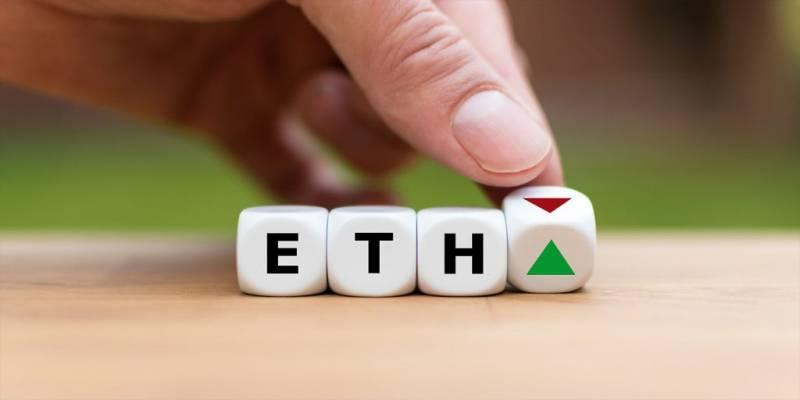 Индекс волатильности Ethereum вырос до максимальных значений за шесть месяцев