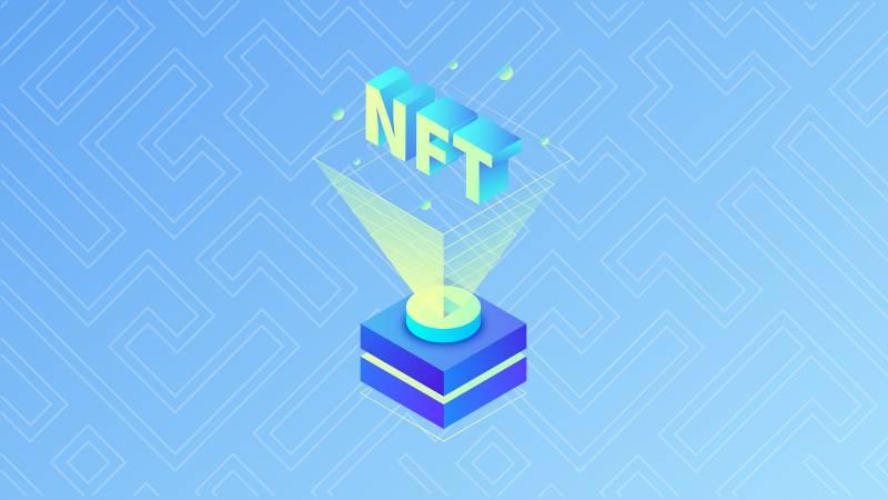 Падение крипторынка не затронуло объемы торгов NFT